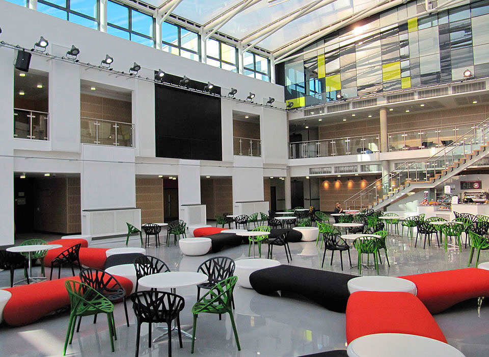 Middlesex university wagstaff space calculator